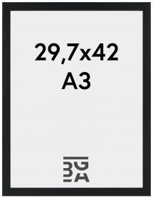 Stilren Musta 29,7x42 cm (A3)