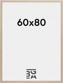 Kehys Stilren Akryylilasi Tammi 60x80 cm