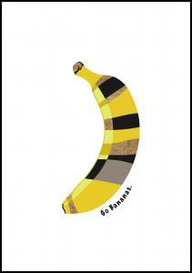 Go bananas Juliste