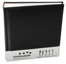 Estancia Kirjasidottu Albumi Musta - 200 kuvalle koossa 11x15 cm