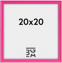 Vince Vaaleanpunainen 20x20 cm