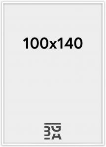 Kehys Amanda Box Akryylilasi Valkoinen 100x140 cm