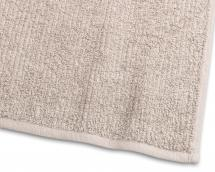 Vieraspyyhe Stripe Frotee - Hiekka 30x50 cm