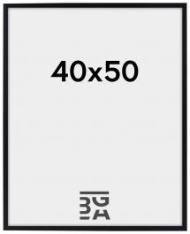 Edsbyn Musta 40x50 cm