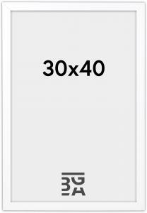 Stilren Valkoinen 30x40 cm