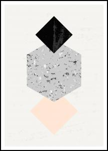 Abstract Geometry I Juliste