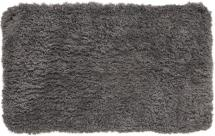 Kylpyhuoneen matto Zero - Tuhkanharmaa 60x60 cm