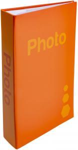 Zep Albumi Oranssi - 402 Kuvaa koossa 11x15 cm