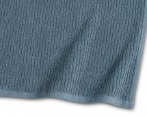 Kylpypyyhe Stripe Frotee - Sininen 65x130 cm