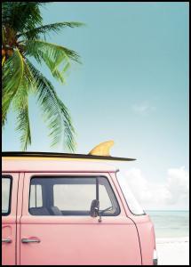 Leisure Trip - Pink Juliste