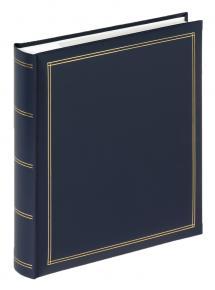 Monza Memo Sininen - 200 kuvalle koossa 13x18 cm