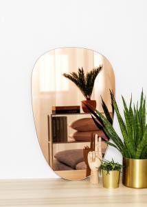 KAILA Peili Shape II Rose Gold 45x70 cm