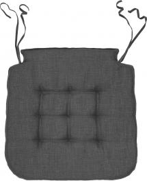 Istuintyyny Elsa - Harmaa 42x41x3 cm