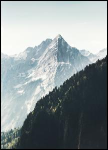 High Mountain Juliste