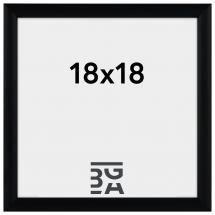 Newline Musta 18x18 cm