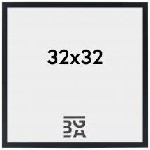 Edsbyn Musta 32x32 cm