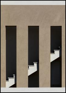 Staircase Juliste