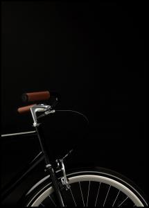 Dark Bike Juliste