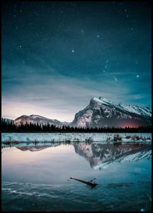 Midnight Sky Juliste