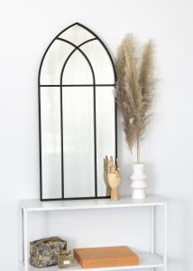 KAILA Peili Window - Musta 45x100 cm