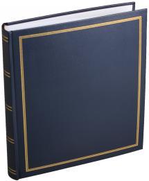 Diamant Albumi Sininen 27,5x32 cm (100 Valkoista sivua / 50 lehteä)