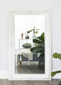 Peili Palermo Valkoinen 66x126 cm