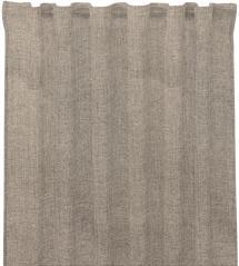 Valmisverho Midnight 300 cm - Vaalea harmaa 1-pakkaus