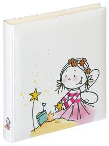 Lasten albumi Fe Dagis - 28x30,5 cm (50 Valkoista sivua / 25 lehteä)