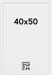 Edsbyn Valkoinen 40x50 cm