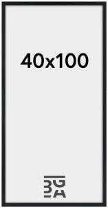 Stilren Pleksilasi Musta 40x100 cm