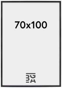 Stilren Pleksilasi Musta 70x100 cm