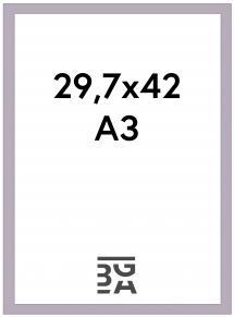 Kehys NordicLine Lavender 29.7x42 cm (A3)