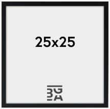 Edsbyn Musta 25x25 cm