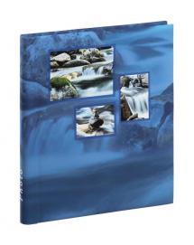Singo Itsestäänkiinnittyvä Sininen (20 Valkoista sivua / 10 lehteä)