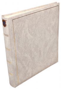 Henzo Basic Line Valkoinen - 28x30 cm (70 Valkoista sivua / 35 lehteä)