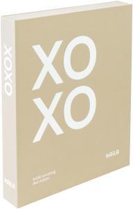 KAILA XOXO Nude - Coffee Table Photo Album (60 Mustaa sivua / 30 lehteä)