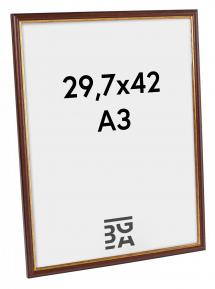 Kehys Horndal Ruskea 29,7x42 cm (A3)