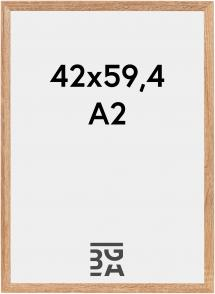 Kehys Fiorito Vaalea Tammi 42x59,4 cm (A2)