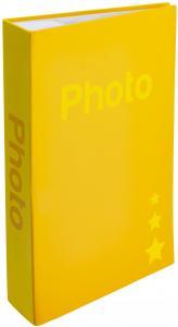 Zep Albumi Keltainen - 402 Kuvaa koossa 11x15 cm