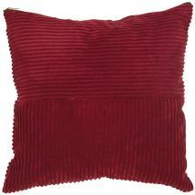 Tyynynpäällinen Isac - Punainen 50x50 cm
