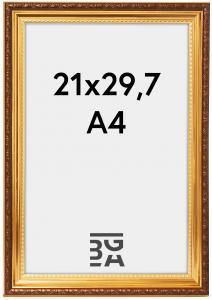 Abisko Kullanvärinen 21x29,7 cm (A4)