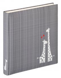 Little Darling - 28x30,5 cm (50 Valkoista sivua / 25 lehteä)