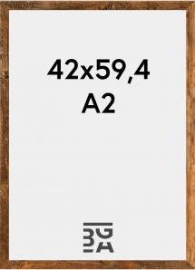 Kehys Fiorito Washed Oak 42x59,4 cm (A2)