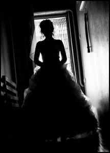 Lonely Bride Juliste