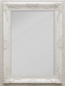 Peili Palermo Antique Valkoinen 60x90 cm