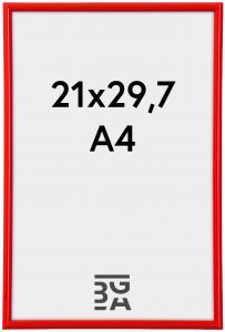 Galeria Punainen 21x29,7 cm (A4)
