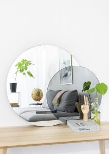 Peili Clear & Warm Grey 80x100 cm