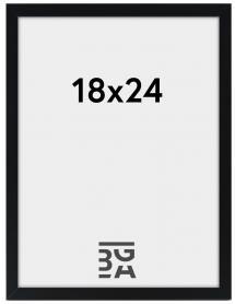 Edsbyn Musta 18x24 cm