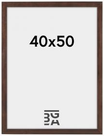 Kehys Stilren Saksanpähkinä 40x50 cm