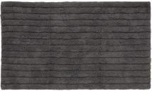 Kylpyhuoneen matto Stripe - Tuhkanharmaa 60x100 cm